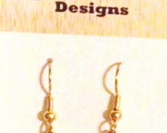 Darling Ducklings Polymer Clay Earrings