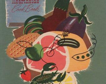 1950s Cookbook, Kitsch, Mid Century, Atomic Era, Housewife, 50s Kitchen, Retro, International Cuisine, Coffee Percolator