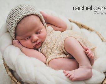 Newborn Hat Boy, Newborn Photo Prop Boy, Newborn Boy Hat Photo Prop, Newborn Boy Props, Newborn Beanie, Knit Newborn Hat, Hygge Baby Hat