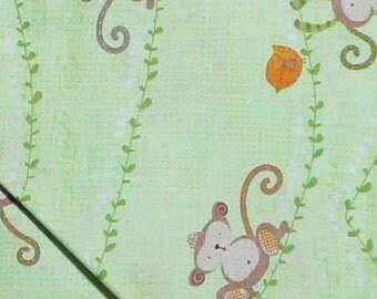 Fabric by Blend: Little Monkey by Sharon Kropp Designs
