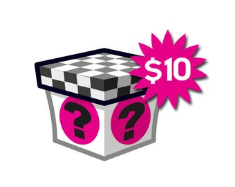 SMALL Mystery Box • Grab Bag • Gift Box • Bargain Box - SugarKitty Couture