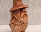 CUSTOM ORDER Reserved For Wes Ridgeway Rufus The Moonshiner Wood Carving