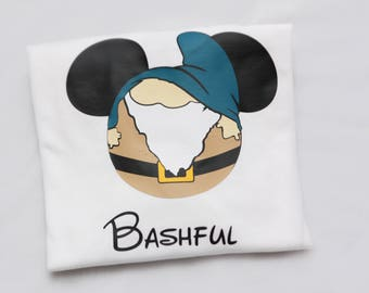 Magical Bashful Little Man Shirt