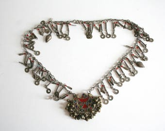 Rajasthan India Tribal Necklace