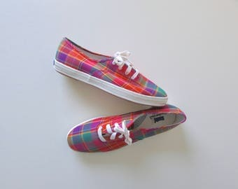 Every Heartbeat / vintage Keds canvas sneakers