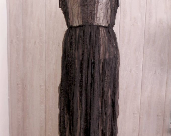 Halloweeen Spider web long dress