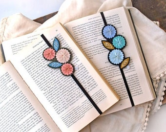 BIRTHDAY SALE Bookmark Set - Great Gift for Teacher or Book Lover Gift - Teacher Appreciation - Mothers Day Gift - Gifts for Readers - Gifts