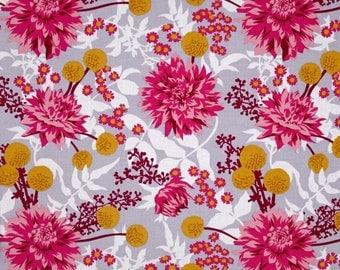 Moon Garden in Rosetta PWJD115 - WANDER by Joel Dewberry - Free Spirit Fabric - By the Yard