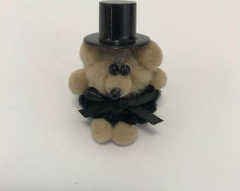 Wedding Groom Bear