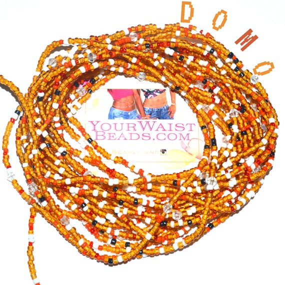 Waist Beads & More ~ DOMO~ YourWaistBeads.com