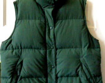 Men's Eddie Bauer Down Vest, L