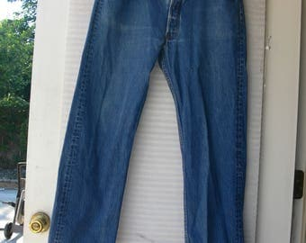 levi jeans 38x33 made in usa