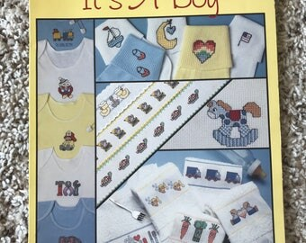 It's a Boy! Baby Themed Mini Patterns