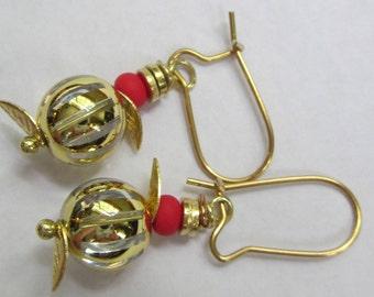 Whirlygig Earrings