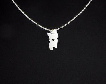 Sardinia Necklace - Sardinia Jewelry - Sardinia Gift