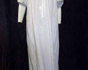White Medieval Chemise Dress Under Dress Peasant Dress Renaissance Chemise Pirate Chemise Wench Costume Plus Size Chemise Muslin Chemise
