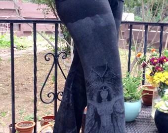 Gypsy Mermaid Cotton Yoga pant