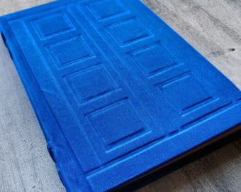 River Song's Book of Spoilers [Doctor Who] Tardis, Journal, Notebook, Sketchbook,  MEDIUM