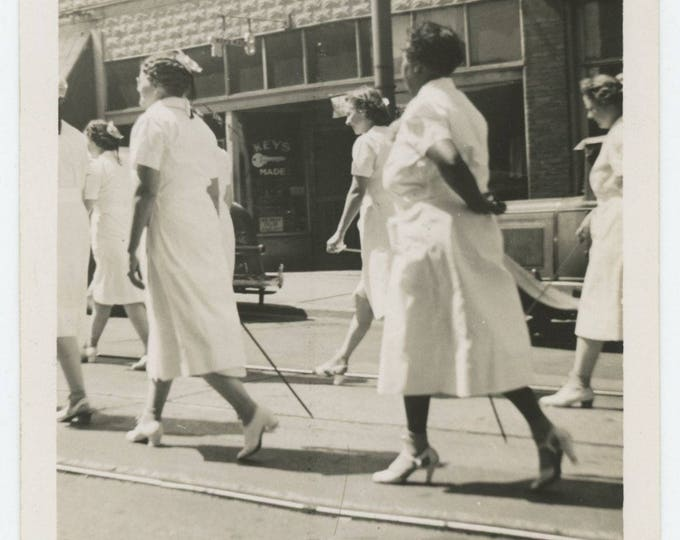 "Vintage Snapshot Photo: ""Labor Day, 1939"" (710610)"