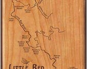 Little Red River Map Cust...