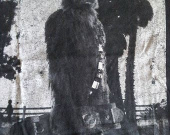 STAR WARS  T-Shirt Chewbacca