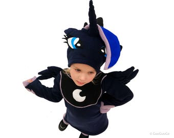 Exclusive Princess Luna Costume For Kids My Little Pony