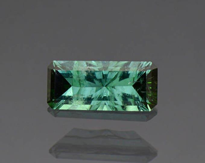 Beautiful Blue Green Tourmaline Gemstone from Brazil 1.42 cts.