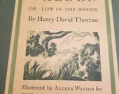 Walden by Henry David Tho...