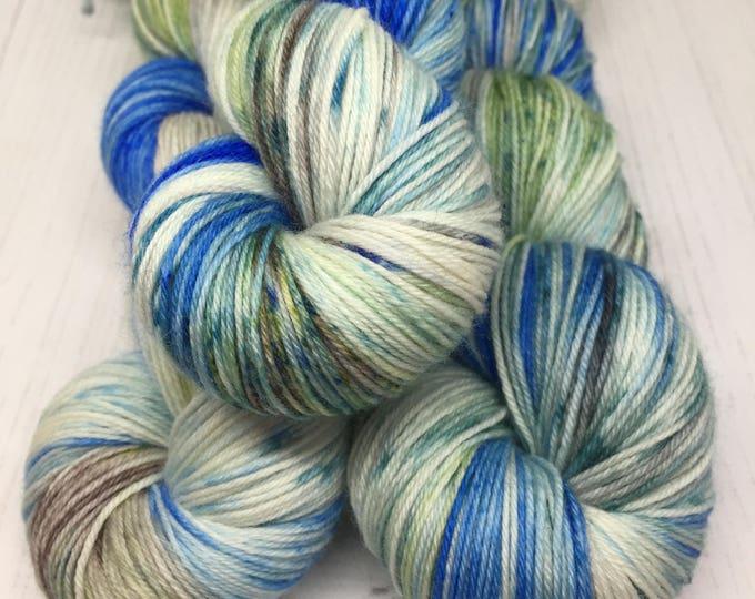 Mr Darcy - 100% superwash merino 4 ply yarn