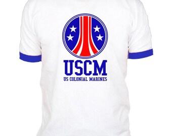 Colonial Marines Etsy