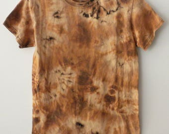 Tie dye Tee shirt, Acid wash Tee Shirt, Black, Tie dye, Grunge, T-shirt, retro, hipster, trending fashion, rocker