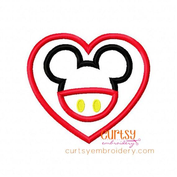 valentine embroidery designs valentine applique design mouse head applique design heart applique design