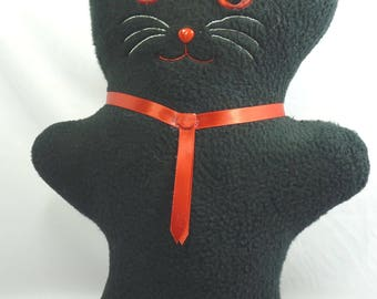 Supernatural Crowley King of Hell Kitty Plushie