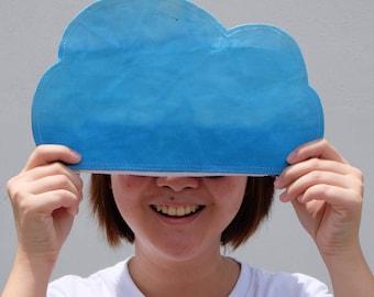 Cloud Pencil Washable Kraft Paper Pouch