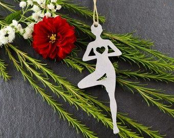 Yoga ornament  Etsy