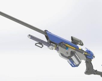 Ana's biotic riffle sniper