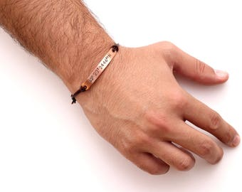 Set of 2 Custom Coordinates Couples Bracelet, His and Her Coordinates Bracelet, Latitude Longitude Bracelet, Anniversary Gifts