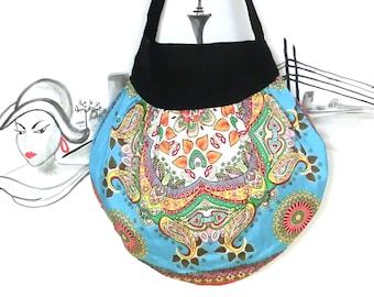 Bag, Shoulder Bag, corssover, Goa, Hobo, handmade,