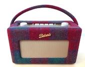 Harris Tweed Roberts Revival RD60 DAB Radio - Christmas Colours
