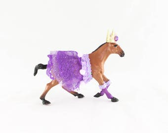 Tutu Party Horse- cake topper, and birthday decor