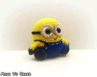Crochet Chibi Minion