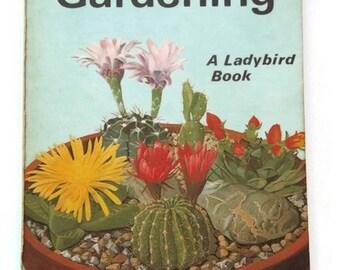 1969 Ladybird book: Indoor Gardening.