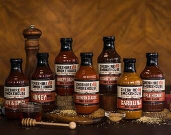 Cheshire Pork All Natural BBQ Sauce