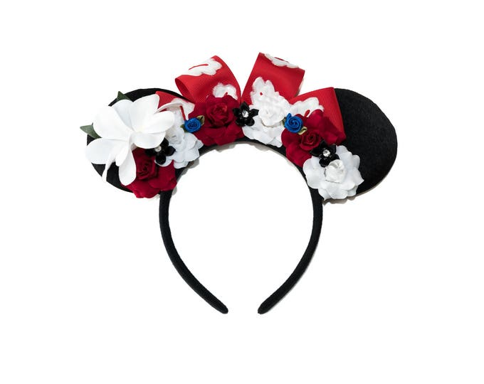 Lilo Mouse Ears Headband