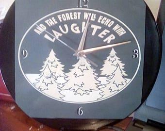 Led Clock Etsy