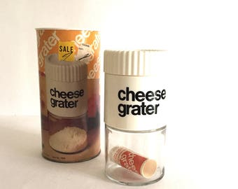 Vintage Gemco Ware Cheese Grater - New in Box