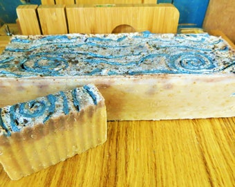 Oakmoss, Cedar, Pine, and Cypress Goat Milk Soap