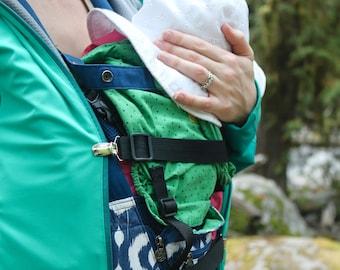 2-pack Baby Carrier Coat Extender