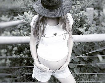 i love you, Maternity, Maternity shirt, Maternity tshirt, Maternity clothing, Maternity clothes, Pregnancy Top