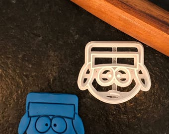 Kyle South Park Cookie Cutter / 3D Printed